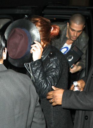Lindsay Lohan 'Skips Court Appearance, Flying To London For The Wanted's Max George'
