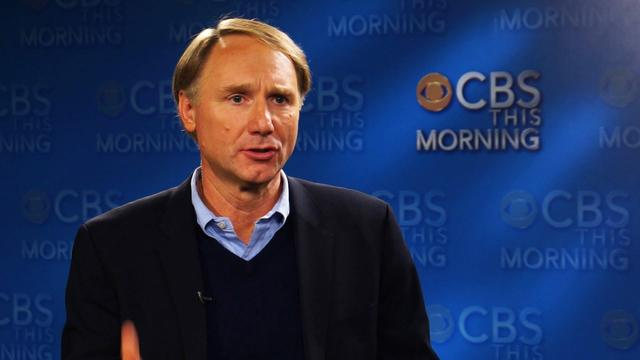 Dan Brown's advice to writers: Write what you want to know