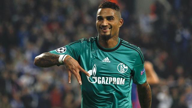 Bundesliga - Schalke hail new prince as Bayern clash looms