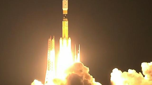 Japanese robot astronaut launched into space