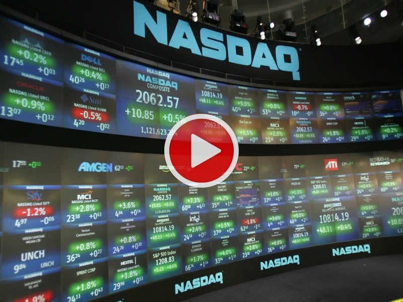 Wall Street incamera punti su punti, nuovi record e tanta gloria