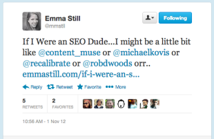 Young Grad Tweets Her Way to SEO Job image Screen Shot 2013 06 16 at 2.42.18 PM1