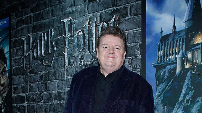 Harry Potter the Experience 2011 NYC Robbie Coltrane