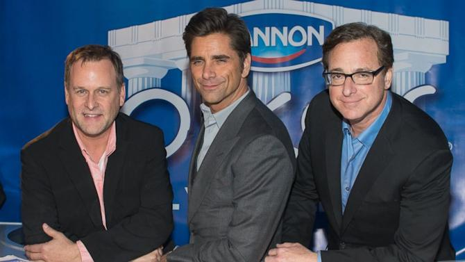 'Full House' Cast Reunites to Ease Jimmy Fallon's 'Tonight Show' Jitters