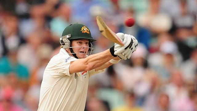 Ashes - Smith ton wrests control back from England