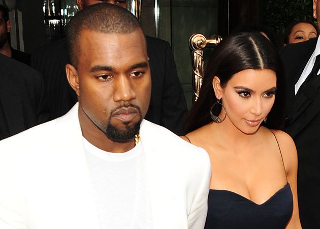 Kim Kardashian, Kanye West, Fifi Fragrance Awards
