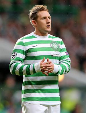 Kris Commons wants Benfica to experience the noise of Parkhead on a European night