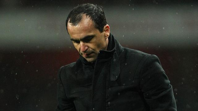 Premier League - Martinez proud of relegated Wigan