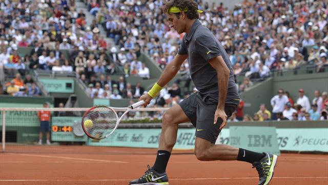 French Open - Serena and Federer look to make early mark in cool Paris