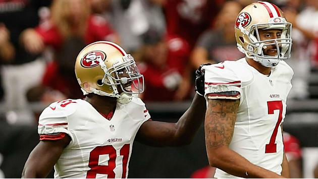 Anquan Boldin thinks Colin Kaepernick deserves respect 'even if you don't agree'