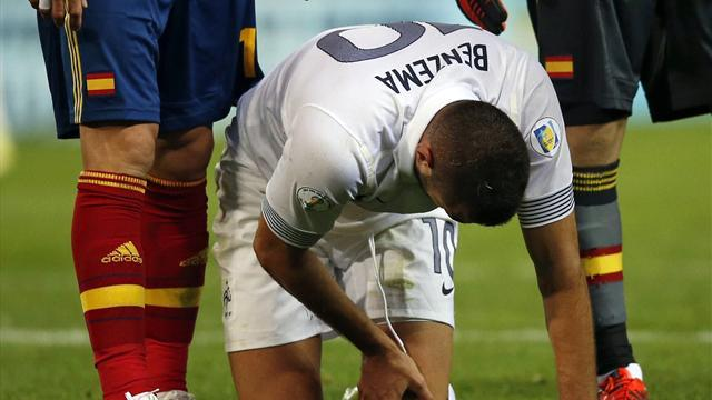 Spanish Liga: Injury-hit Real count cost after bruising international break
