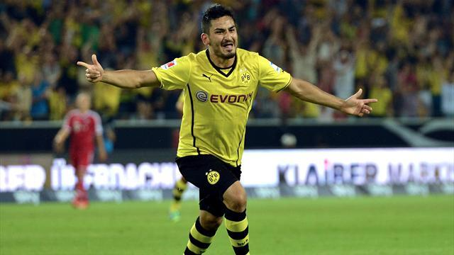 Bundesliga - United target Gundogan's 'Dortmund future settled soon'