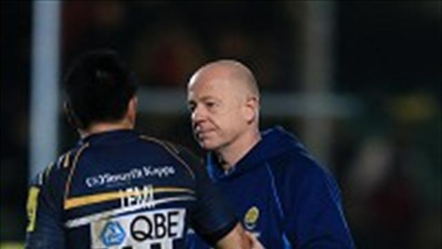 Rugby - Worcester look to ease relegation fears