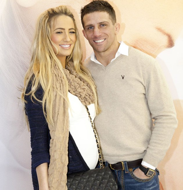 Chantelle Houghton Alex Reid