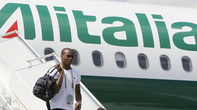 Serie A - Ogbonna completes Juve switch