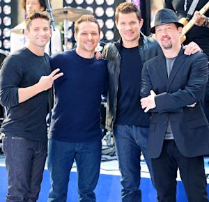 """98 Degrees Sing About Oral Sex in Raunchy New Song """"Microphone"""""""