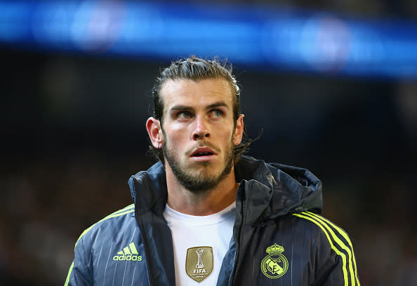 Gareth Bale: Agent confirms star forward happy at Real Madrid amid Manchester United rumours