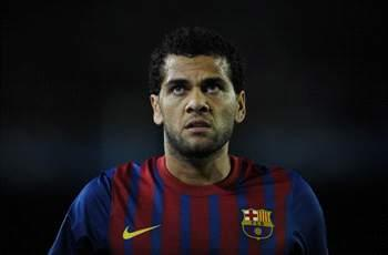 Dani Alves: I was upset Barcelona did not deny transfer rumors
