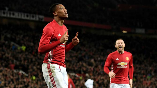 Manchester United and Liverpool kept apart in EFL Cup draw