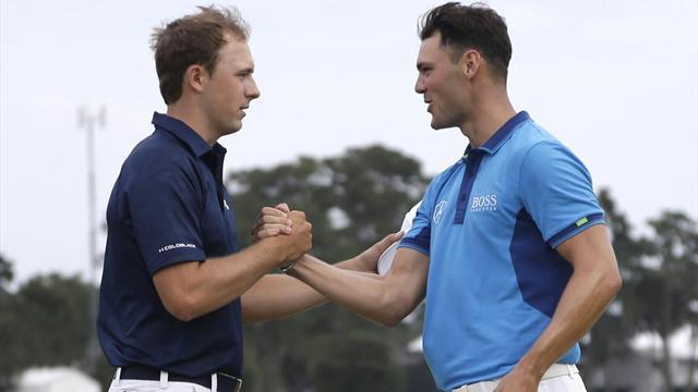 Golf - Kaymer and Spieth lead into Sawgrass finale