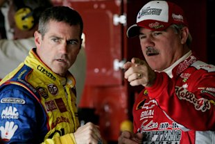 Bobby & Terry Labonte