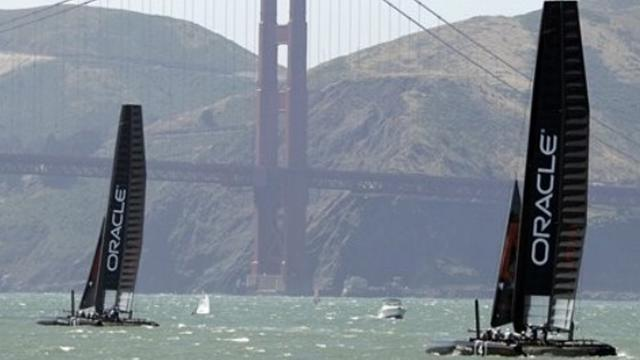 America's Cup - America's Cup regatta may return to San Francisco in 2017