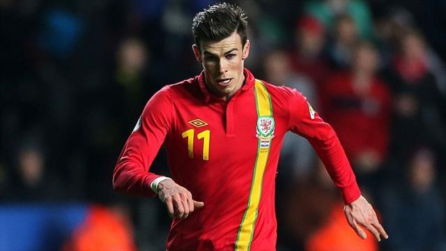 International friendlies - Wales v Finland: LIVE
