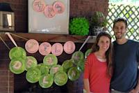See Jill Duggar and Derick Dillard's Wedding Shower Photo!