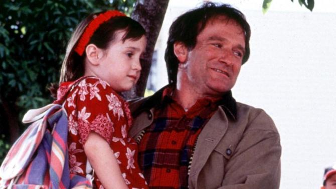 Mara Wilson Recalls Robin Williams 'Was Different With Grown-Ups'