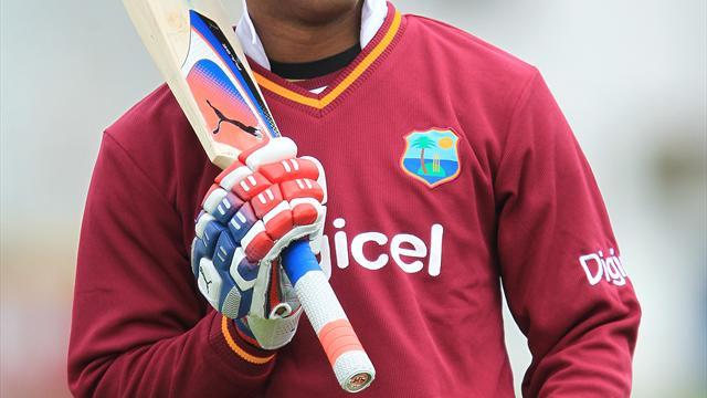 Cricket - Samuels inspires Windies win