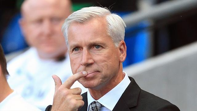 Football - Pardew hopes win sets example