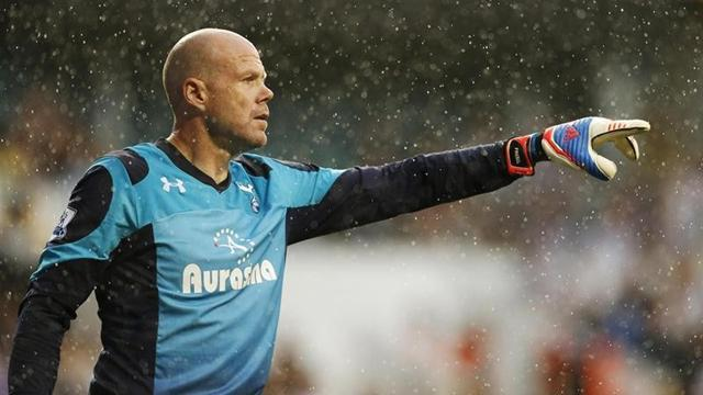 Premier League - Friedel happy at Spurs despite Blackburn interest