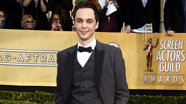 Jim Parsons Preps To Unwrap His Seventh 'BBT' Gift