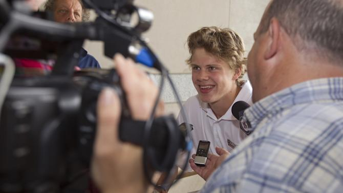 2014 NHL Draft - Top Prospects Media Availability