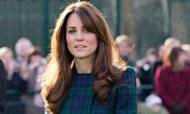 Kate Back To Duties As Pregnancy Progresses