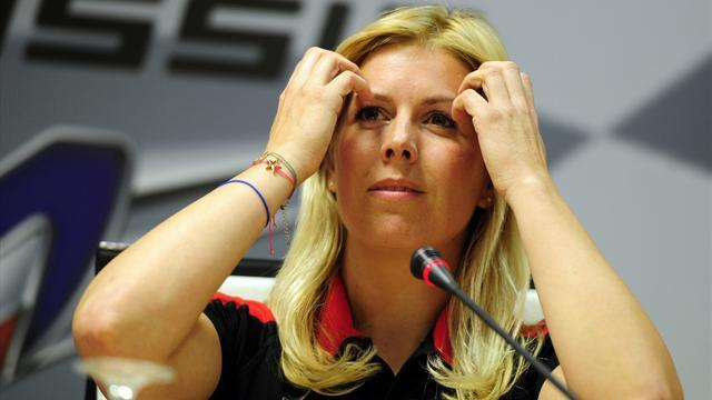 Formula 1 - Tributes pour in for 'courageous' Maria De Villota