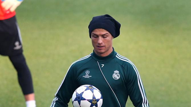 Real Madrid Training & Press Conference