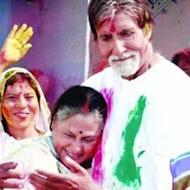 Amitabh Bachchan And Jaya Bachchan To Appear Together In Holi Song