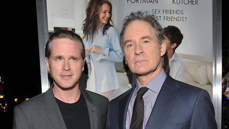 No Strings Attached LA Premiere 2011 Cary Ewles Kevin Kline