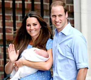 Prince George Birth: Kate Middleton, Prince William Send Thank Yous