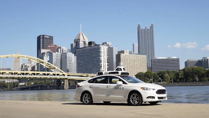 Uber's robotaxis still struggle with double parked cars, the 'Pittsburgh Left'