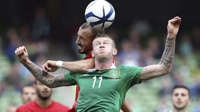 International friendlies - Turkey beat Ireland in tepid friendly