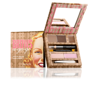 Benefit Cosmetics Brows-a-Go-Go eyebrow kit