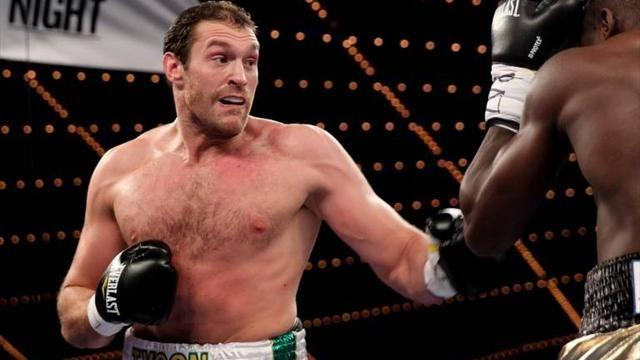 Boxing - Fury at career heaviest after nightmare week