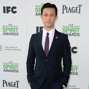 "FILE - In this March 1, 2014 file photo, Joseph Gordon-Levitt arrives at the 2014 Film Independent Spirit Awards, in Santa Monica, Calif. The 34-year-old actor wrapped filming earlier in May 2015 on Oliver Stone's thriller about former National Security Agency contractor Edward Snowden, whose 2013 leaks to the media revealed the government's bulk collection of American calling records. ""Snowden"" is set for release in December 2015. (Photo by Jordan Strauss/Invision/AP, File)"