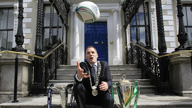 Rugby Union - Amlin Challenge Cup Final and Heineken Cup Final Photocall - Mansion House