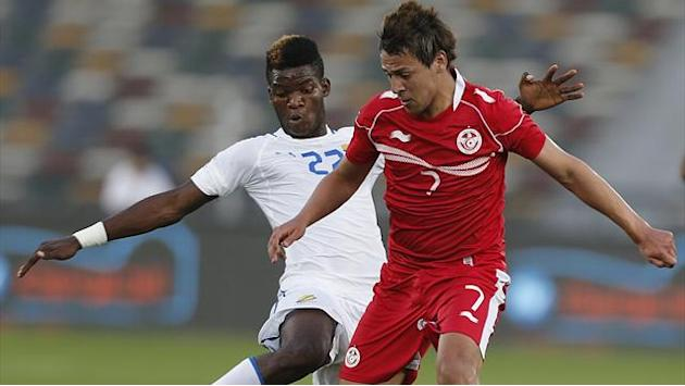 African Cup of Nations - Tunisia draw against Gabon