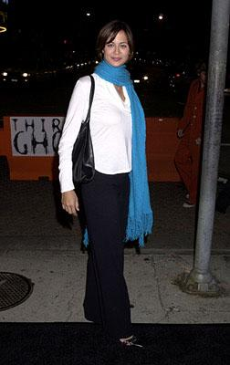 Premiere: Catherine Bell at the Westwood premiere of 13 Ghosts - 10/23/2001