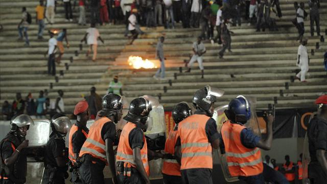 Senegal eliminated from Cup of Nations after riot