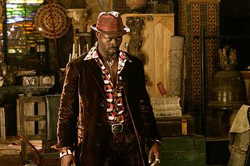 Djimon Hounsou in Warner Bros. Constantine